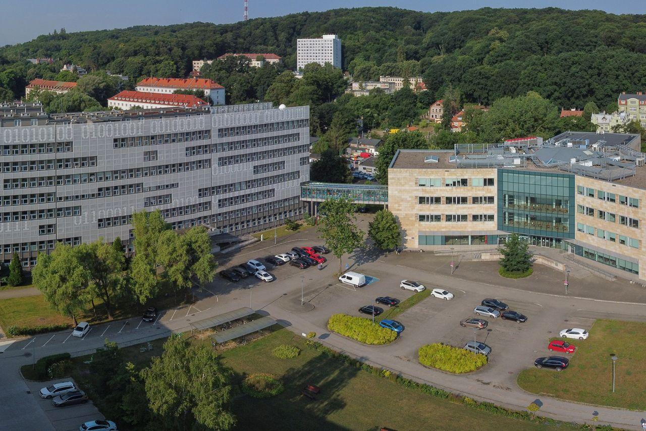 Zdjęcie Wydziału ETI